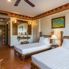 Отель Chaba Cabana Beach Resort 4* Номер Делюкс с различными типами кроватей фото 7