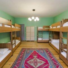 Cheers Hostel Кровать в общем номере с двухъярусной кроватью фото 2