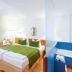 Отель Altstadthotel Wolf 4* Стандартный номер фото 11