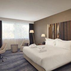 DoubleTree by Hilton Hotel Wroclaw 5* Представительский номер с различными типами кроватей фото 3