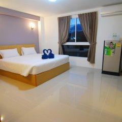 Отель Leelawadee Naka 3* Номер Делюкс разные типы кроватей фото 5