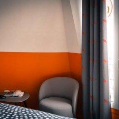 Beautiful City Hostel & Hotel Париж балкон