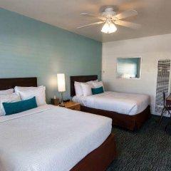 Отель Santa Monica Motel 2* Стандартный номер с различными типами кроватей фото 5