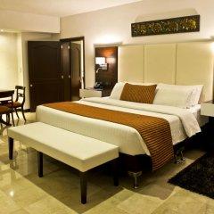 Отель Dann Carlton Cali Колумбия, Кали - отзывы, цены и фото номеров - забронировать отель Dann Carlton Cali онлайн комната для гостей фото 2