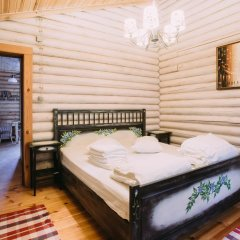 Гостиница Dubrovskiy Park Club комната для гостей фото 5