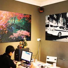 Отель Catalpa Garden Youth Hostel Китай, Гуанчжоу - отзывы, цены и фото номеров - забронировать отель Catalpa Garden Youth Hostel онлайн интерьер отеля фото 2
