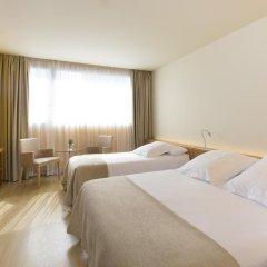 Hotel SB Diagonal Zero Barcelona комната для гостей