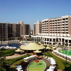 Отель Menada Apartments in Royal Beach Болгария, Солнечный берег - отзывы, цены и фото номеров - забронировать отель Menada Apartments in Royal Beach онлайн приотельная территория