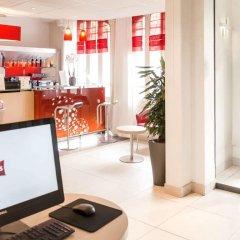 Отель Ibis Tour Montparnasse 15eme Париж интерьер отеля фото 2