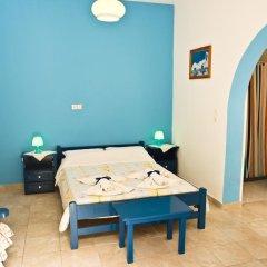 Отель Studio Maria Kafouros Греция, Остров Санторини - отзывы, цены и фото номеров - забронировать отель Studio Maria Kafouros онлайн комната для гостей фото 2