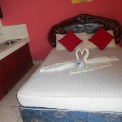 Отель Shanith Guesthouse 2* Стандартный номер с двуспальной кроватью фото 2