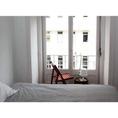 Liv'in Lisbon Hostel Стандартный номер с двуспальной кроватью (общая ванная комната) фото 6