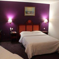 Отель Hôtel Metropol 3* Стандартный номер с различными типами кроватей фото 2