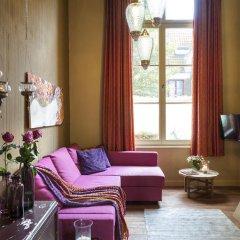 Отель Residence Breydelhof Бельгия, Брюгге - отзывы, цены и фото номеров - забронировать отель Residence Breydelhof онлайн комната для гостей фото 4