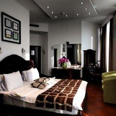 Garni Hotel Zeder 4* Номер Делюкс с различными типами кроватей фото 3