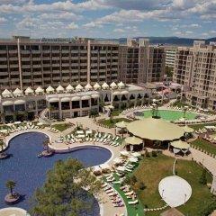 Отель Bulgarienhus Royal Beach Apartments Болгария, Солнечный берег - отзывы, цены и фото номеров - забронировать отель Bulgarienhus Royal Beach Apartments онлайн спортивное сооружение