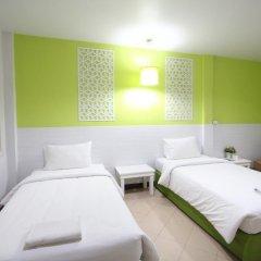 Preme Hostel Стандартный номер с 2 отдельными кроватями фото 2