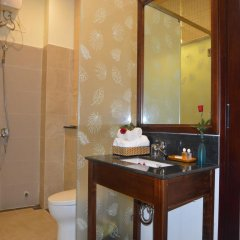Отель Orchids Homestay 2* Стандартный номер с различными типами кроватей фото 8