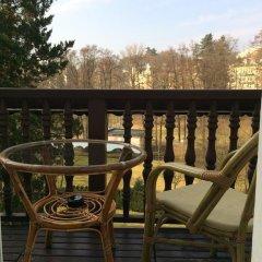 Hotel Sant Georg 4* Стандартный номер с двуспальной кроватью фото 9