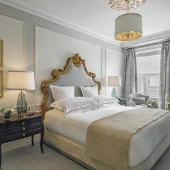 The Plaza Hotel комната для гостей