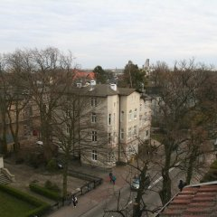 Отель Apartament V Piętro Сопот балкон