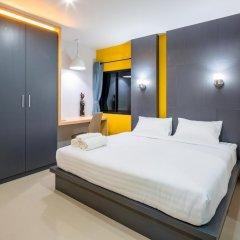 Отель Phoomjai House 3* Улучшенный номер с различными типами кроватей фото 9