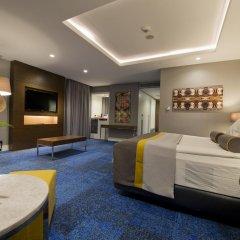 Radisson Blu Hotel, Kayseri 5* Президентский люкс с различными типами кроватей фото 2