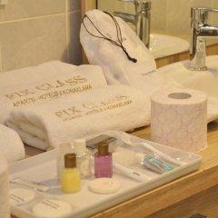Отель Fix Class Konaklama Ozyurtlar Residance Студия с различными типами кроватей фото 5