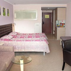 Отель Сенди Бийч 3* Улучшенный номер с различными типами кроватей фото 9