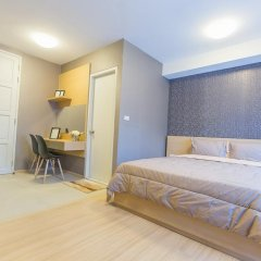 Отель Like Sukhumvit 16 4* Улучшенный номер фото 9