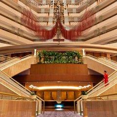 Отель PARKROYAL COLLECTION Marina Bay Сингапур сауна