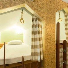 Barn And Bed Hostel Кровать в общем номере