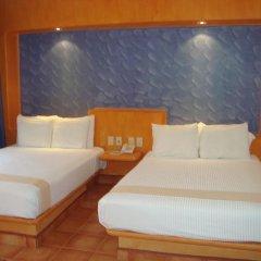Hotel Villa Mexicana 3* Стандартный номер с различными типами кроватей фото 3