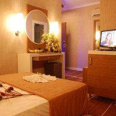 Oba Star Hotel & Spa - All Inclusive 3* Стандартный номер с двуспальной кроватью фото 8
