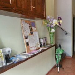 Отель Residenza Sangallo Италия, Флоренция - отзывы, цены и фото номеров - забронировать отель Residenza Sangallo онлайн интерьер отеля