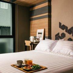 NAP Hotel Bangkok 3* Улучшенный номер с различными типами кроватей фото 12