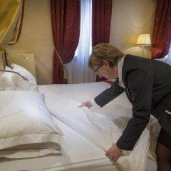 Отель A La Commedia Венеция комната для гостей фото 5