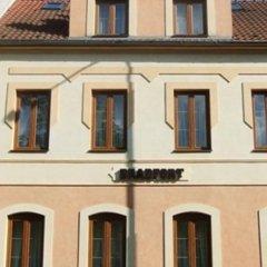Отель Rezidence Bradfort Чехия, Карловы Вары - 1 отзыв об отеле, цены и фото номеров - забронировать отель Rezidence Bradfort онлайн балкон