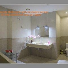 Отель TiflisLux Boutique Guest House ванная фото 2