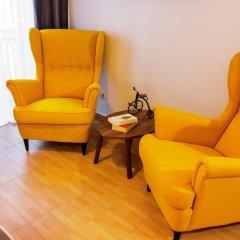 Отель Anjo Azul 3* Улучшенный номер с различными типами кроватей фото 2