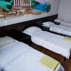 Хостел Европа Номер с общей ванной комнатой с различными типами кроватей (общая ванная комната) фото 23