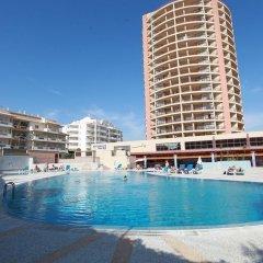 Отель Clube Praia Mar Португалия, Портимао - отзывы, цены и фото номеров - забронировать отель Clube Praia Mar онлайн бассейн фото 3