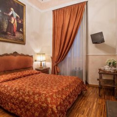 Отель I Tre Moschettieri 3* Стандартный номер фото 7