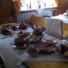 Отель Skalnik Косцелиско питание