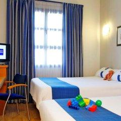 Отель Holiday Inn Express Valencia Ciudad de las Ciencias 3* Стандартный номер с 2 отдельными кроватями