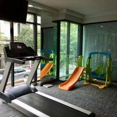 Отель Avatar Residence Бангкок фитнесс-зал фото 2