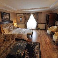 Sunflower Hotel & Spa 3* Люкс с различными типами кроватей фото 3