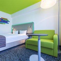 Отель Park Inn by Radisson Nuremberg 3* Улучшенный номер с различными типами кроватей фото 18