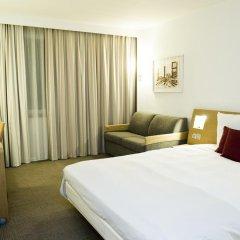 Отель Novotel Antwerpen 3* Стандартный номер с различными типами кроватей фото 6