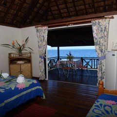 Отель Hitimoana Villa Tahiti комната для гостей фото 2